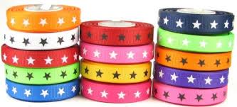 3 grosgrain ribbon 3 8 cheer ribbon hip girl boutique llc free hairbow