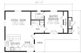 one bedroom home plans one bedroom home plans pleasant 6 capitangeneral