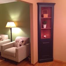 Custom Corner Cabinet For Small Dining Room Home Pinterest - Small corner cabinet for kitchen
