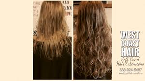 curly hair extensions before and after hair extensions updates