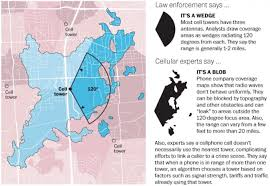 Coverage Map Sprint What Is A Cell Tower U0027s Range The Washington Post