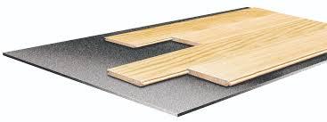 Quiet Laminate Flooring Armour Rubber