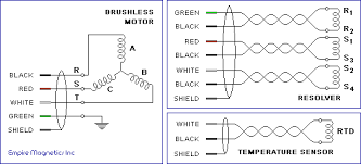 abrasive dustproof brushless motors r4x wiring diagram