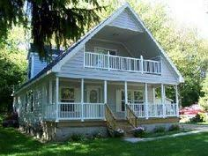 beautiful lakefront property in south haven michigan