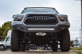 Toyota Tacoma Cummins 2017 Toyota Tacoma By Add Offroad