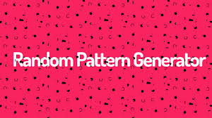 adobe illustrator random pattern random background pattern generator youtube
