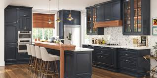 blue kitchen island cabinets traditional style navy blue kitchen cabinet with island op18