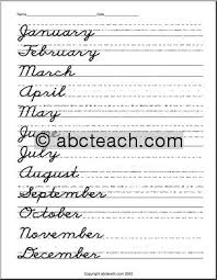 25 best cursive writing images on pinterest cursive writing