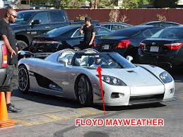 koenigsegg car blue floyd mayweather looking to sell 3 8 million supercar business