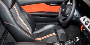 bentley orange interior lamborghini gallardo alcantara interior alcantara