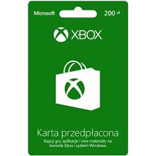 xbox gift card xbox gift card pln 200 digital