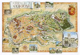 Italy On A Map by Where Is Cortona Italy On A Map Greece Map