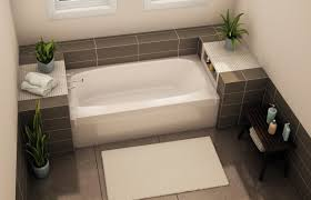 Drop In Tub Home Depot by To 2954 Alcove Bathtubs Aker By Maax