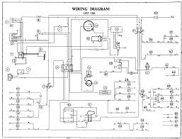 capacitor start run motor connection diagram throughout wiring