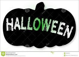 halloween pumpkin silhouette stock illustration image 58086529