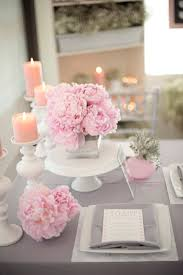 Square Vase Flower Arrangements Decorating Ideas Fascinating Accessories For Pink Wedding