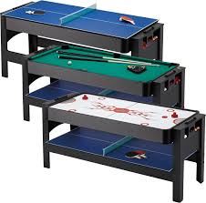 fat cat game table fat cat 3 in 1 game table s sporting goods