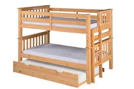 Trundle Bunk BedsTriple Trundle Bunk Beds Ava Triple Bunk Bed - Trundle bunk beds