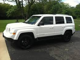 silver jeep patriot black rims hiya from ohio jeep patriot forums automobile pinterest