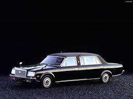 toyota century of toyota century limousine vg40 1989 u201397