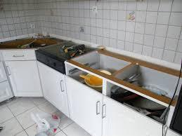 pose plan de travail cuisine pose plan de travail cuisine meilleur de rénover une cuisine ment