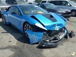 bmw i8 usa 2016 bmw i8 for sale ca nuys salvage cars copart usa