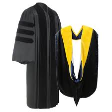 doctorate gown deluxe doctorate gown package gradshop
