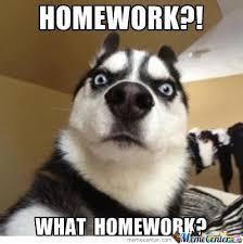 Homework Meme - what homework by username meme center