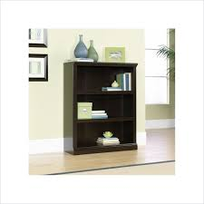 Sauder 3 Shelf Bookcase Sauder 3 Shelf Bookcase In Jamocha Wood 410373