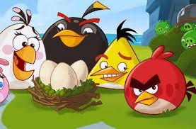 angry birds character u0027red u0027 ambassador climate change