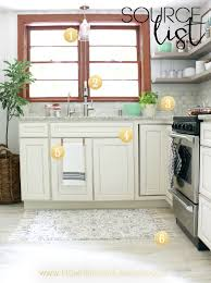 contemporary cottage kitchen makeover home made by carmona