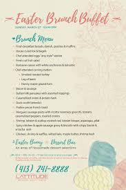 easter brunch invitations easter brunch buffet lattitude restaurant longitude catering