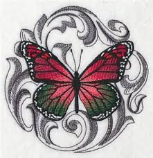 this free embroidery design from embroidery library is the