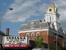 Iup Map Indiana Pennsylvania Wikipedia