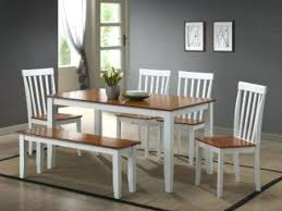 white and wood kitchen table u2013 thelt co