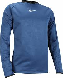 nike therma fit crew golf sweaters