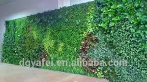 pe fabric material artificial grass garden wall plants artificial