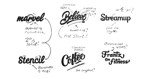 design a logo process design process marvel a prototyping and collaboration tool