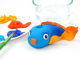 Crayola Bathroom Decor Fish Toothbrush Stand Craft Crayola Com
