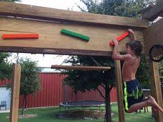 Backyard Ninja Warrior Course Image Result For Diy American Ninja Warrior Course Kids Pinterest