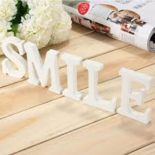 english lettersa z u0026 craft wood wooden letters bridal wedding