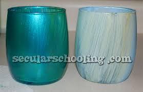 diy translucent glass painting secularschooling