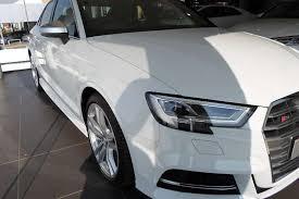 white audi sedan 2017 audi s3 sedan quattro sedan petrol awd automatic cars