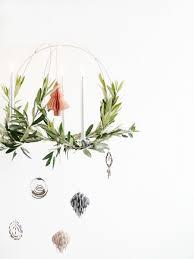 diy scandinavian christmas chandelier christmas chandelier diy