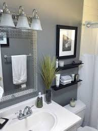 college bathroom ideas glamorous best 25 grey bathroom decor ideas on half of