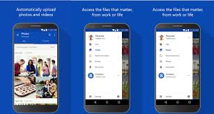 Microsoft Updates Onedrive On Android With Office Lens Feature