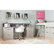 sous bureau fille bureau chambre fille attrayant bureau sous lit mezzanine 14 chambre