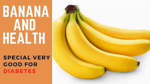 bananas is good or bad for diabetes what foods should a