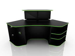 Computer Inside Desk Corner Gaming Computer Desk Regarding Corner Gaming Computer Desk