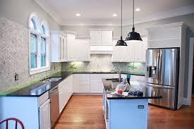 35 Beautiful Kitchen Backsplash Ideas Hexagon Tile Kitchen Backsplash
